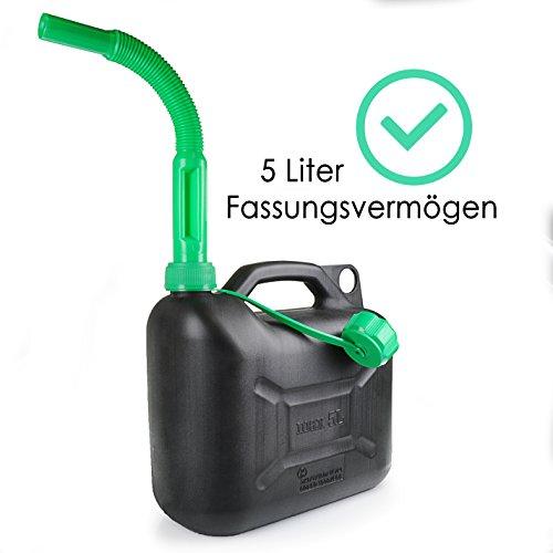 Jerrican Plastique vidange 7L Autoselect