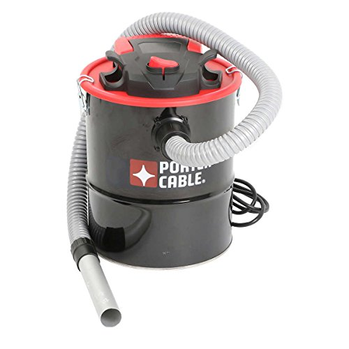 n Ash Vacuum for Cleaning Up Cold Ash, Superior 4.0 Peak HP, Flip-Up Handle for Convenient Storage, Include 4' Metal Hose and Aluminum Extension Wand (Ash Vacuum)