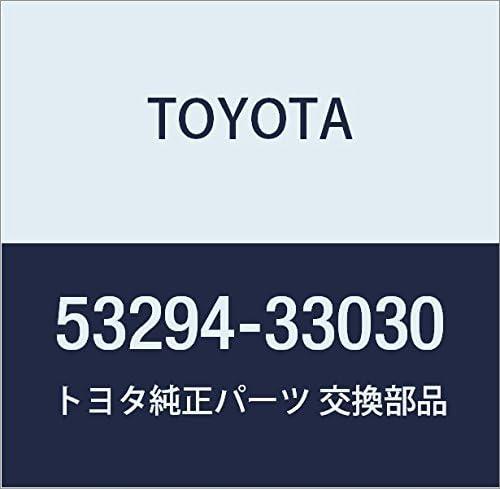 TOYOTA 53294-42030 Radiator Side Deflector