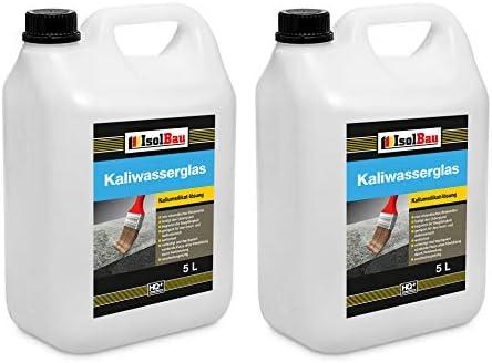 10 liter kaliwaterglas 2830 primer grondlaag waterglas afdichting muurafdichting betonvorstbescherming ondergrond