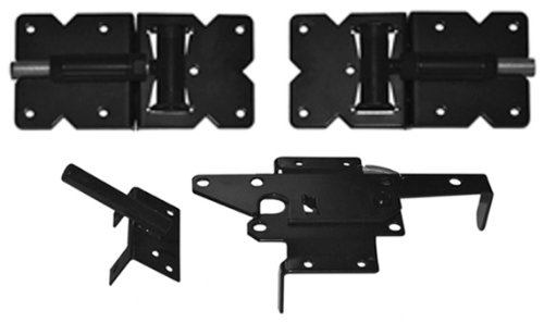 Vinyl Fence Gate Hardware