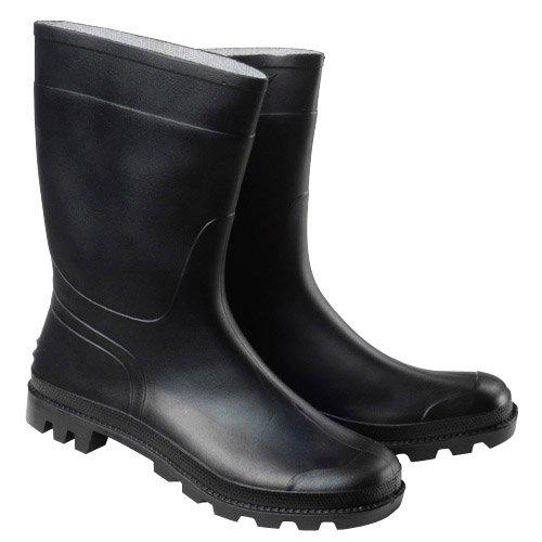 Wolfpack 15010190 - Botas de goma bajas, talla 46, color negro