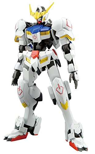 Bandai Hobby Orphans Gundam Barbatos Gundam Iron-Blooded Orphans Action Figure (1/100 Scale)