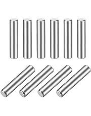 5 x 30 mm (ca 13/64 tum) 304 rostfritt stål trävjälsäng pluggar pluggar hylla pluggar 10 delar