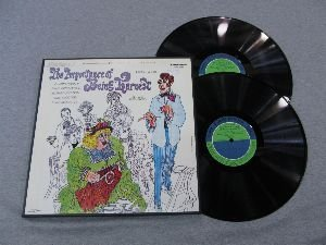 Oscar Wilde - The Importance of Being Earnest - Vinyl LP Record Set