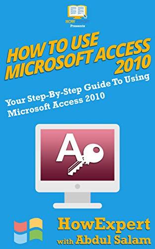 Access 2010 Ebook