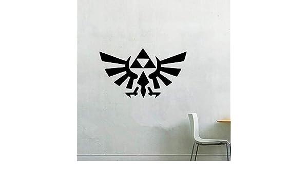 zhuziji Legend of Zelda Tatuajes de Pared de Hercules Force ...