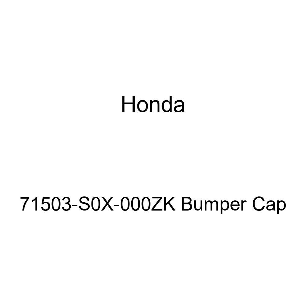 Genuine Honda 71503-S0X-000ZK Bumper Cap