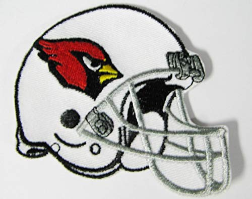 NFL Arizona Cardinals (Helmet) Embroidered Patch Patches 3