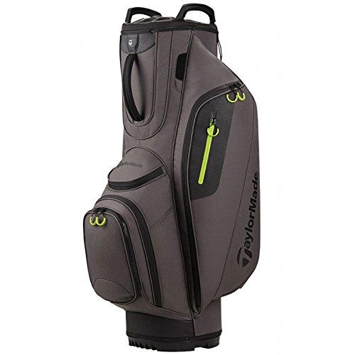 TaylorMade Cart Lite Golf Bag Gray/Green