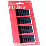 MARILYN BRUSHES BOBBY PINS BLACK