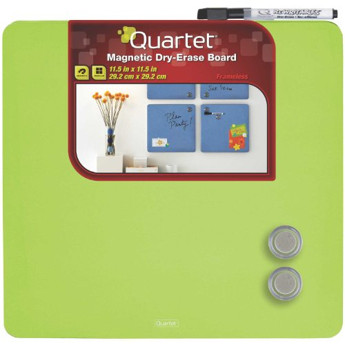 Quartet Magnetic Dry Erase Boards TSQ1212 GNS