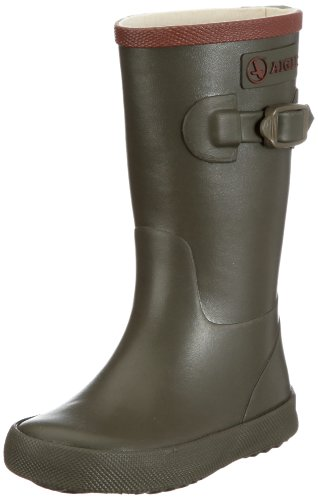 Aigle Unisex Aigle Stivali Di Gomma Dellesercito