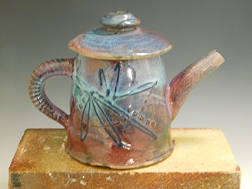 573 Teapot, Wheel Thrown/Altered, Tea Pot, Pottery by Mission Hills Pottery
