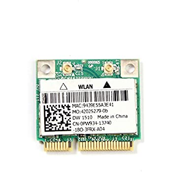 Dell Vostro 1510 Notebook 13xx, 14xx, 1505 MiniCard WLAN Driver UPDATE