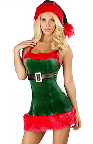 SK St (Toddler Christmas Tree Costumes)