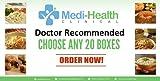 Medi-health Custom 4 Week Kit (20 Boxes) (20)