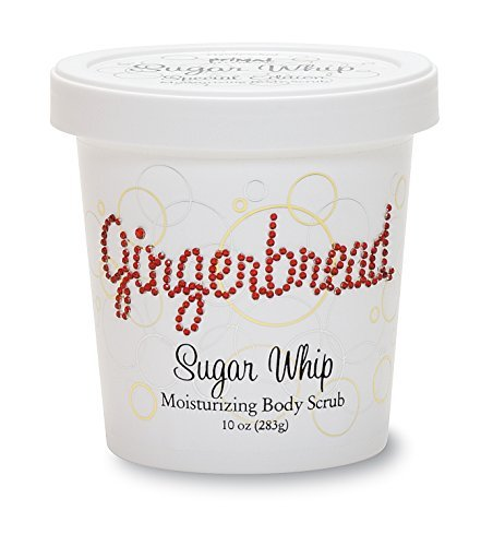 Primal Elements Special Edition Sugar Whip, Gingerbread, 10 Ounce by Primal - 10 Whip Sugar Ounce