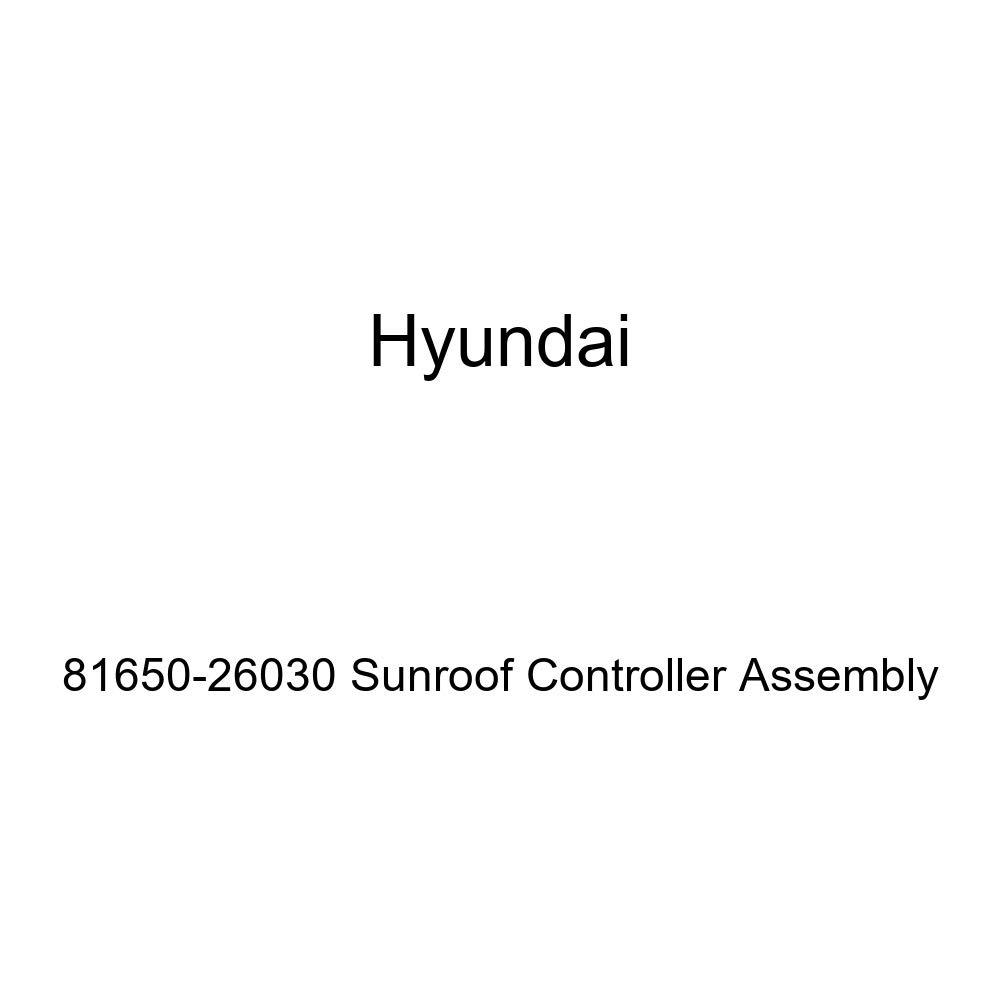 Genuine Hyundai 81650-26030 Sunroof Controller Assembly