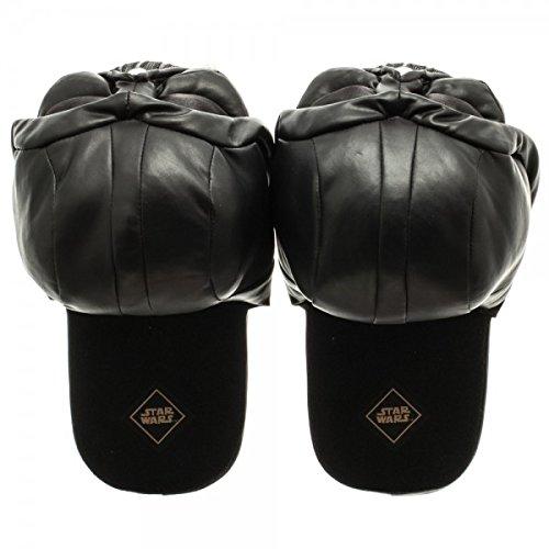 Vader Wars Slippers Star Darth 3D Plush Disney Helmet CqTA7Znpw
