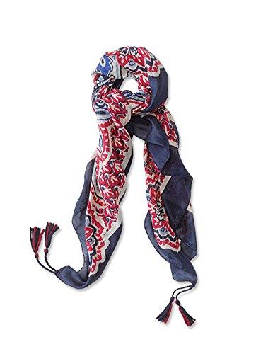 Orvis Tassel-trimmed Silk Paisley (Orvis Braided Belt)