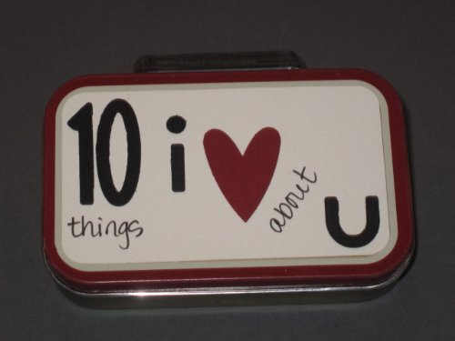 (10 Things I Love About You Tin)