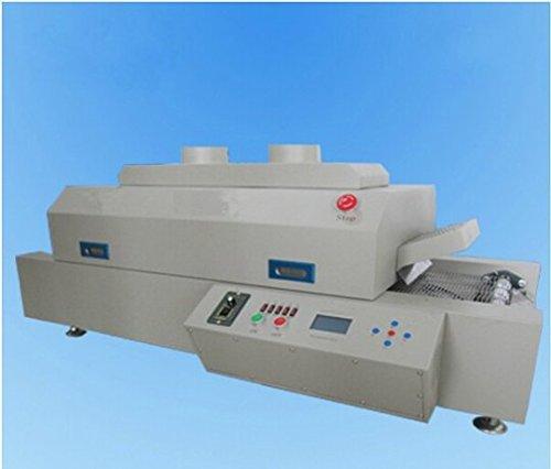 GOWE Infrared IR Reflow Oven IC Heater BGA Rework Station