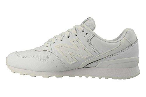 NEW BALANCE Zapatilla WR996 SRW Lifestyle Blanco 38 Blanco: Amazon.es: Zapatos y complementos