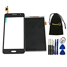 Mencia Touch Digitizer Screen Replacement + LCD Display Screen Replacement For Samsung Galaxy Grand Prime G530 G530F G5308 With Openning Tools(Black)
