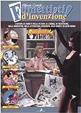 img - for Fumettisti d'invenzione. Gli autorim di fumetti nella fiction: al cinema, in televisione. nella narrativa, nella letteratura disegnata, alla radio e in altri media book / textbook / text book