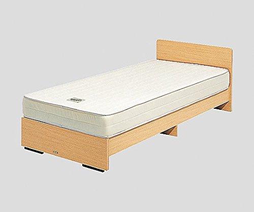 オリバー8-5475-01仮眠室用木製ベッド(ナチュラル) B07BD2KZNT