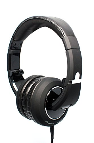 The Sessions Professional Closed-Back Studio Headphones by C