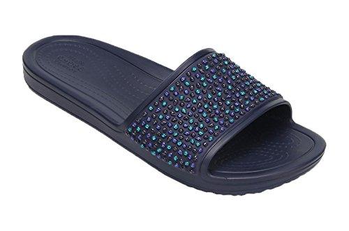 (クロックス)crocs 204691 サンダル レディース