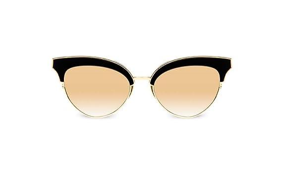 Kaleos Kyle - Gafas de sol para mujer, color negro: Amazon ...