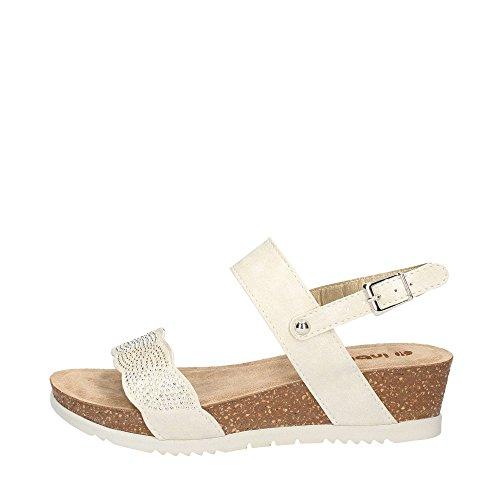 Inblu Chaussures Blanches Pour Les Femmes 3iASj