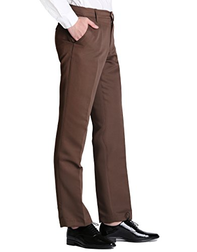 Vero Uomo Straight Pantaloni Viva Coffee Basic rn81rxq