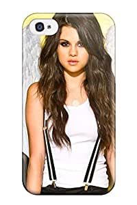Julian B. Mathis's Shop Awesome Design Selena Gomez 85 Hard Case Cover For Iphone 4/4s 9175149K22448314