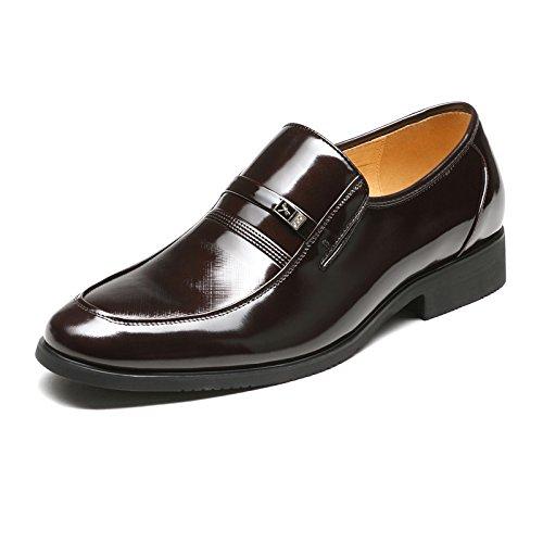 Scarpe da uomo aemember Llevar Cappotto per uomini abiti da formale Scarpe, 40, marrone