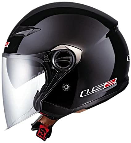 L Blanc Motorcycle helmets LS2 OF569 TRACK White