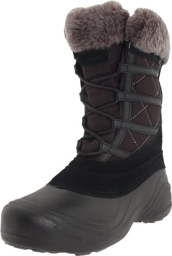 Columbia Women's Sierra Summette Snow Boot Noir - Schwarz (Black 010) CkKXL