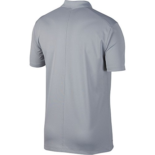 Dry Black Victory Solid Polo Nike Men's Wolf Grey 1wx0S5