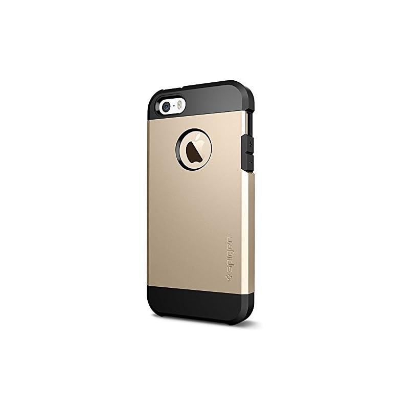 Spigen Tough Armor iPhone 5S / 5 Case wi