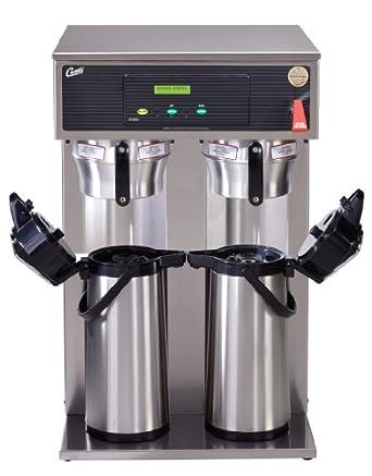 Wilbur Curtis G3 Airpot Brewer 2.2L a 2,5 l doble/Tall Airpot