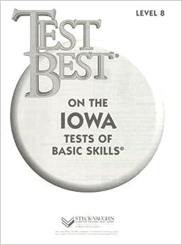 Test Best ITBS: Test Workbook Grade 2 (Level 8)