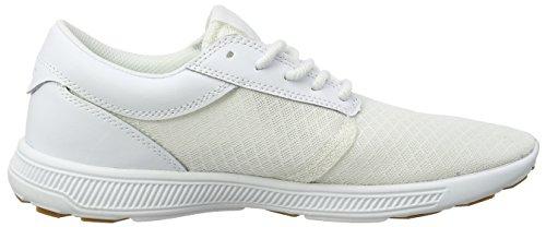 Supra Wht white Unisex Bianco Sneakers White Hammer Run aqFra6x