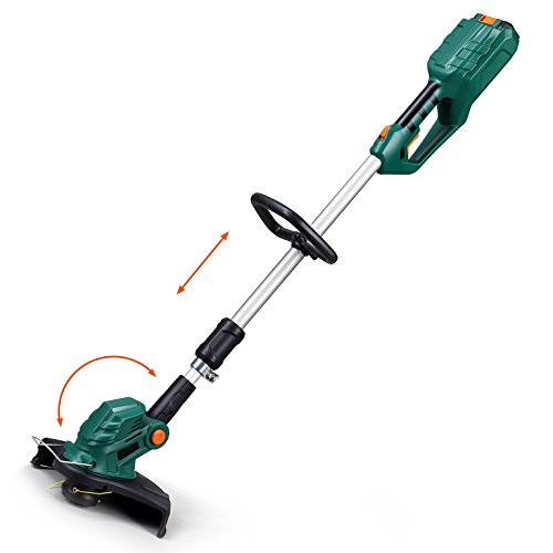 gas cordless string trimmer weed