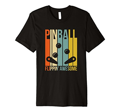 Pinball retro t-shirt