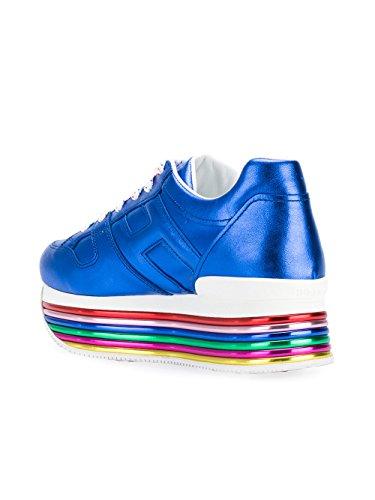 GYW3520T548SV0U605 Blu Pelle Sneakers Hogan Donna EHqWzSwP