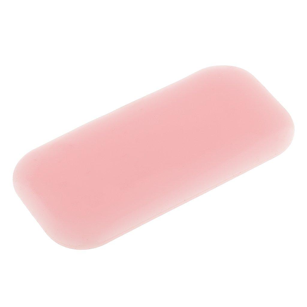 Magideal silikonpad per ciglia prolunga silicone colla per ciglia finte/titolare Palette, riutilizzabile, Eyelash Extensions Pad