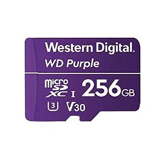 Western Digital WD Purple WDD256G1P0A 256 GB microSDXC